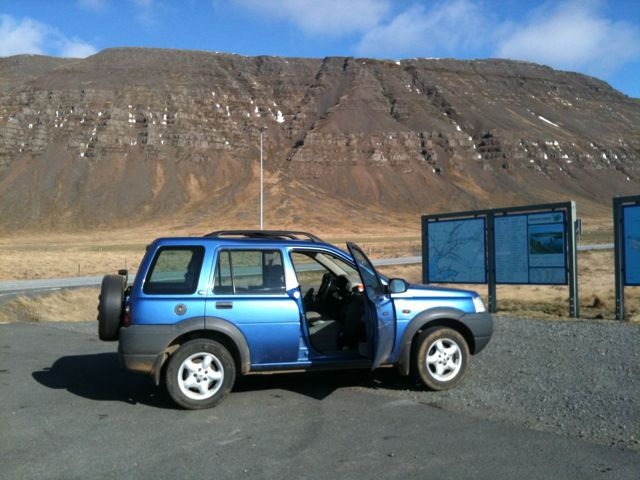 Kein Baum, nirgends - Island ist die Insel ohne viel Vegetation. (Foto: Bomsdorf)